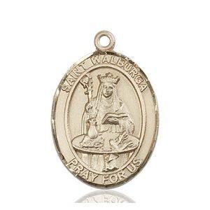 St. Walburga Medal - 82257 Saint Medal