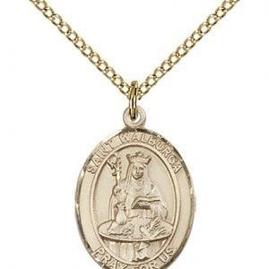 St. Walburga Medal - 83622 Saint Medal