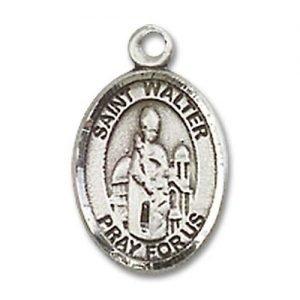 St. Walter of Pontnoise Charm - 85208 Saint Medal