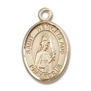 St. Wenceslaus Charm - 85170 Saint Medal