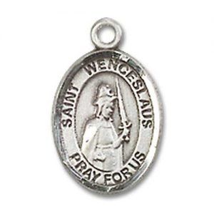St. Wenceslaus Charm - 85172 Saint Medal
