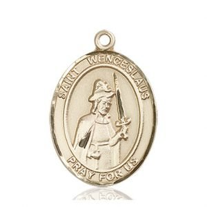 St. Wenceslaus Medal - 82611 Saint Medal