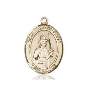 St. Wenceslaus Medal - 83983 Saint Medal