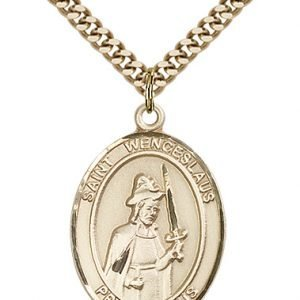 St. Wenceslaus Medal - 82610 Saint Medal