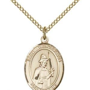 St. Wenceslaus Medal - 83982 Saint Medal
