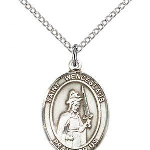 St. Wenceslaus Medal - 83984 Saint Medal