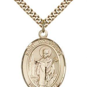 St. Wolfgang Medal - 82739 Saint Medal
