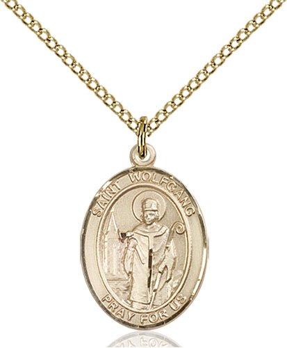 St. Wolfgang Medal - 84111 Saint Medal