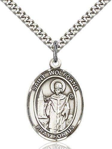 St. Wolfgang Medal - 82741 Saint Medal