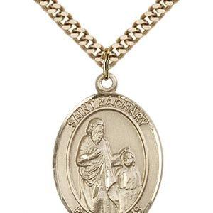 St. Zachary Medal - 82232 Saint Medal