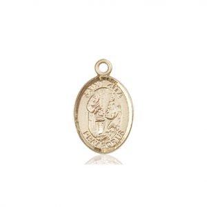 St. Zita Charm - 85106 Saint Medal