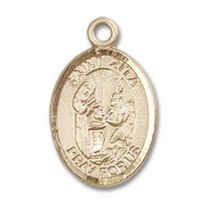 St. Zita Charm - 85105 Saint Medal