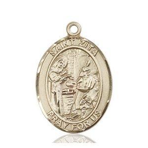 St. Zita Medal - 82545 Saint Medal