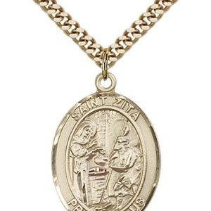 St. Zita Medal - 82544 Saint Medal