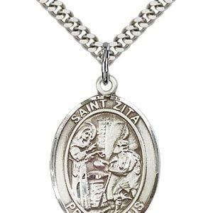 St. Zita Medal - 82546 Saint Medal