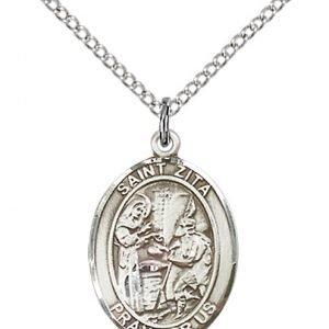 St. Zita Medal - 83918 Saint Medal