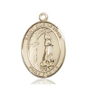 St. Zoe of Rome Medal - 82713 Saint Medal