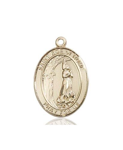 St. Zoe of Rome Medal - 84085 Saint Medal