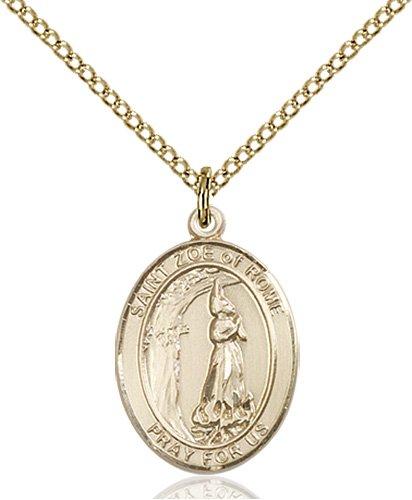 St. Zoe of Rome Medal - 84084 Saint Medal