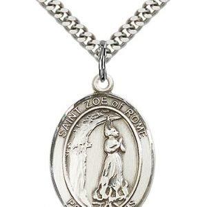 St. Zoe of Rome Medal - 82714 Saint Medal