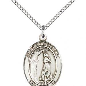 St. Zoe of Rome Medal - 84086 Saint Medal