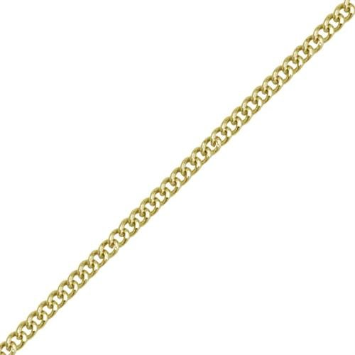 Sterling/Gold Filled Heavy Curb Chain