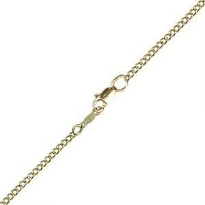 Sterling/Gold Filled Light Curb Chain