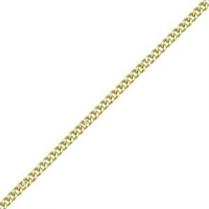 Sterling/Gold Filled Standard Curb Chain