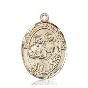 Sts. Cosmas & Damian Medal - 82272 Saint Medal