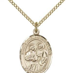Sts. Cosmas & Damian Medal - 83637 Saint Medal