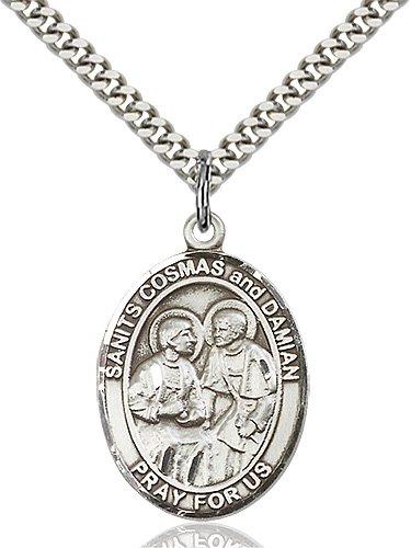 Sts. Cosmas & Damian Medal - 82273 Saint Medal