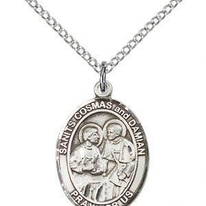 Sts. Cosmas & Damian Medal - 83639 Saint Medal