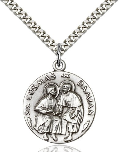 Sts. Cosmos & Damian Medal - 81711 Saint Medal