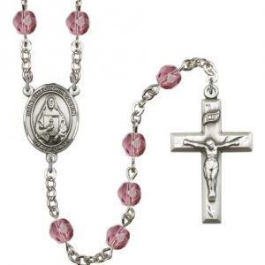 St. Theodora Medal Rosary