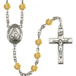 St Theodora Guerin Rosaries