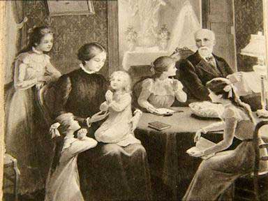 The Family of St. Therese