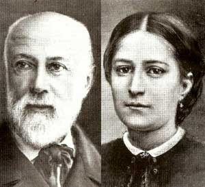 Louis and Zelie Martin Parents of St. Therese of Lisieux