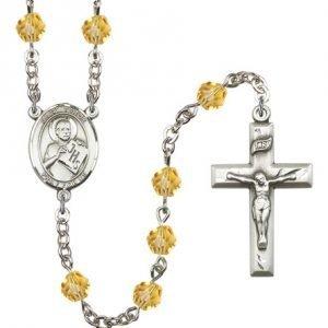 St. Viator of Bergamo Rosary